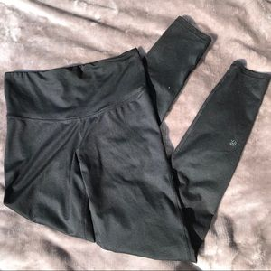 C9 Champion Black Athletic Leggings Size Medium